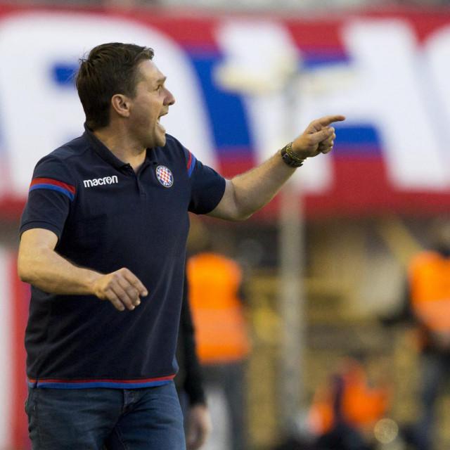 Jedinu pobjedu u posljednjih osam godina nad Rijekom na Poljudu Hajduk je ostvario pod vodstvom Siniše Oreščanina