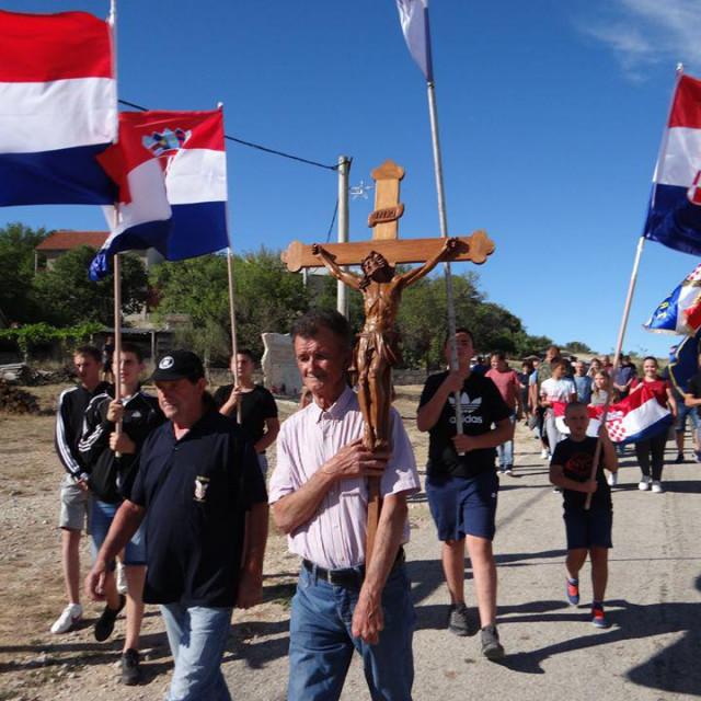 Molitvena hodnja u Vukšiću