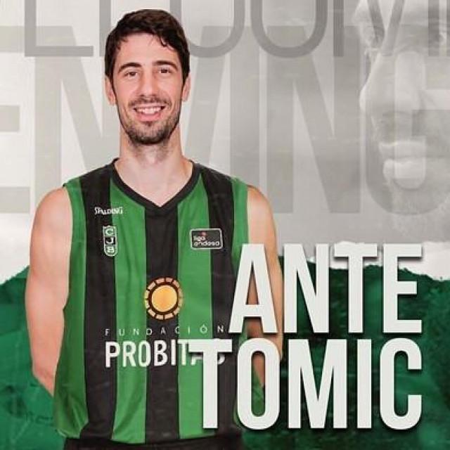 Ante Tomić u dresu Joventuta