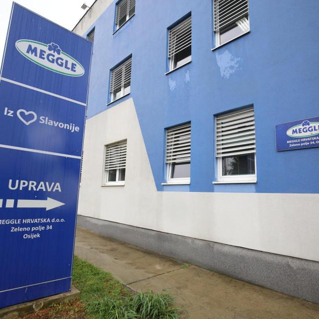 Tvornica mlijeka Meggle Hrvatska neće još dugo ostati u u osječkom Donjem gradu.<br />
