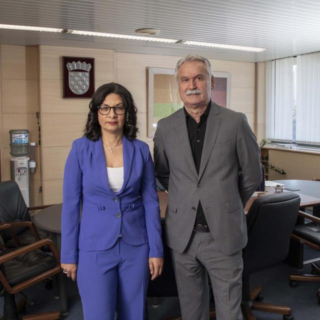 Prorektorica prof. dr. Đurđica Miletić i rektor prof. dr. Dragan Ljutić omogućili su splitskom Sveučilištu međunarodnu prepoznatljivost