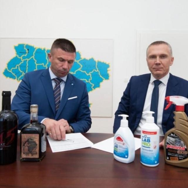 Ivica Pirić i Darko Knez