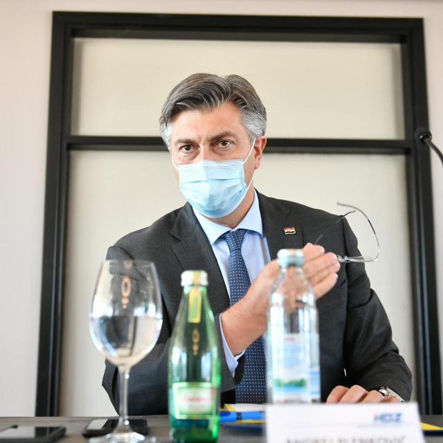 Andrej Plenković, predsjednik Vlade Republike Hrvatske