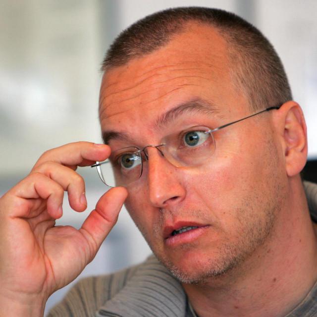 Hrvoje Marušić, predsjednik splitskog HSP-a, napustio je stranku s još sedam dužnosnika