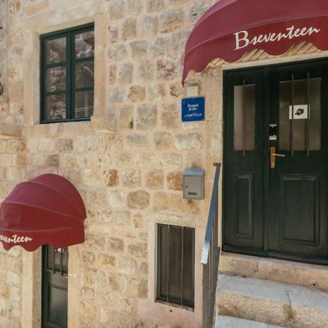 Apartmani u povijesnoj cjelini Dubrovnika