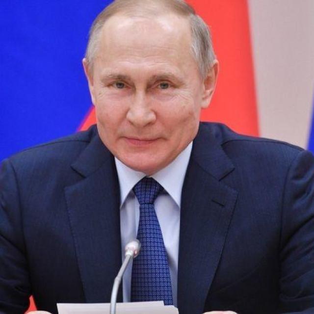 Predsjednik Rusije, Vladimir Putin