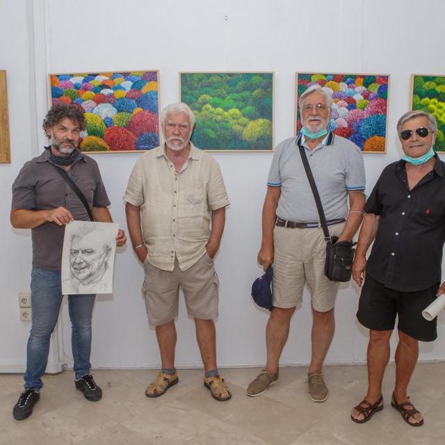Robert Kralj, Josip Škerlj, Mišo Baričević i Vedran Grabovac