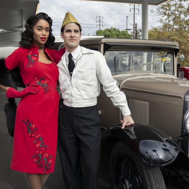 Novi TV serijal o zlatnom dobu Hollywooda ne nudi mnogo više od glamura