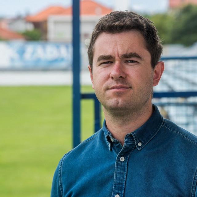 Marin Kokic, direktor NK Zadar<br />