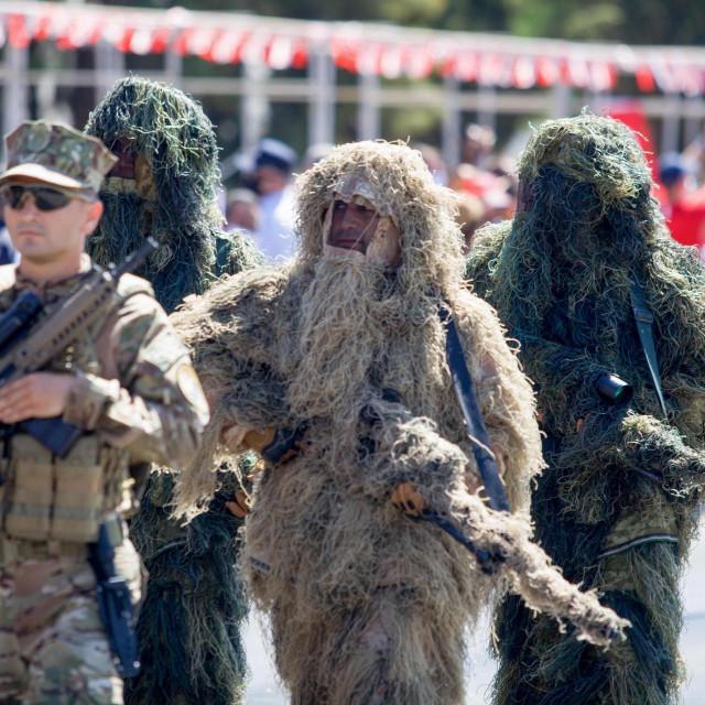 Turska vojska, nimalo slučajno, prije dva dana imala je paradu na Cipru, otoku podijeljenom između Turske i Grčke