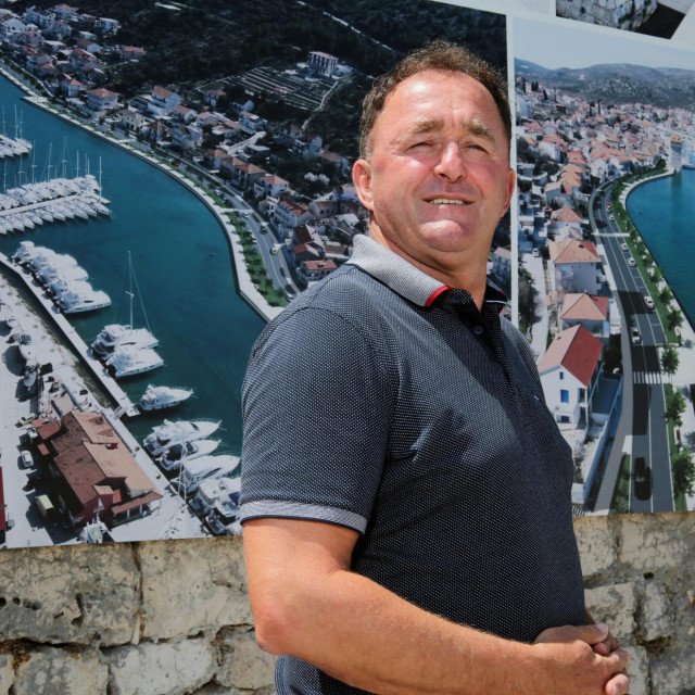 Načelnik općine Ante Mamut