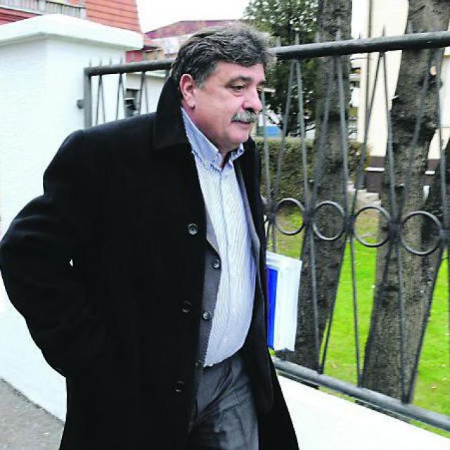 Dopredsjednik Ante Vučemilović Šimunović nezadovoljan je napustio sjednicu Izvršnog odbora