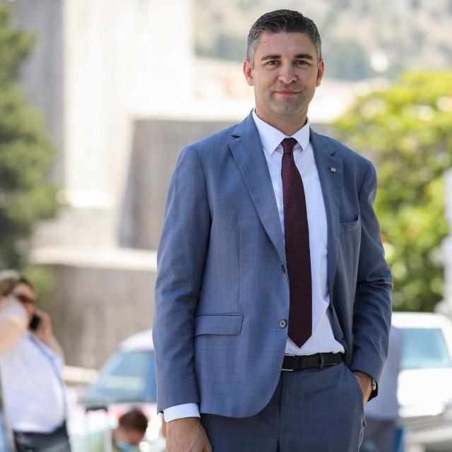 Gradonačelnik Dubrovnika Mato Franković