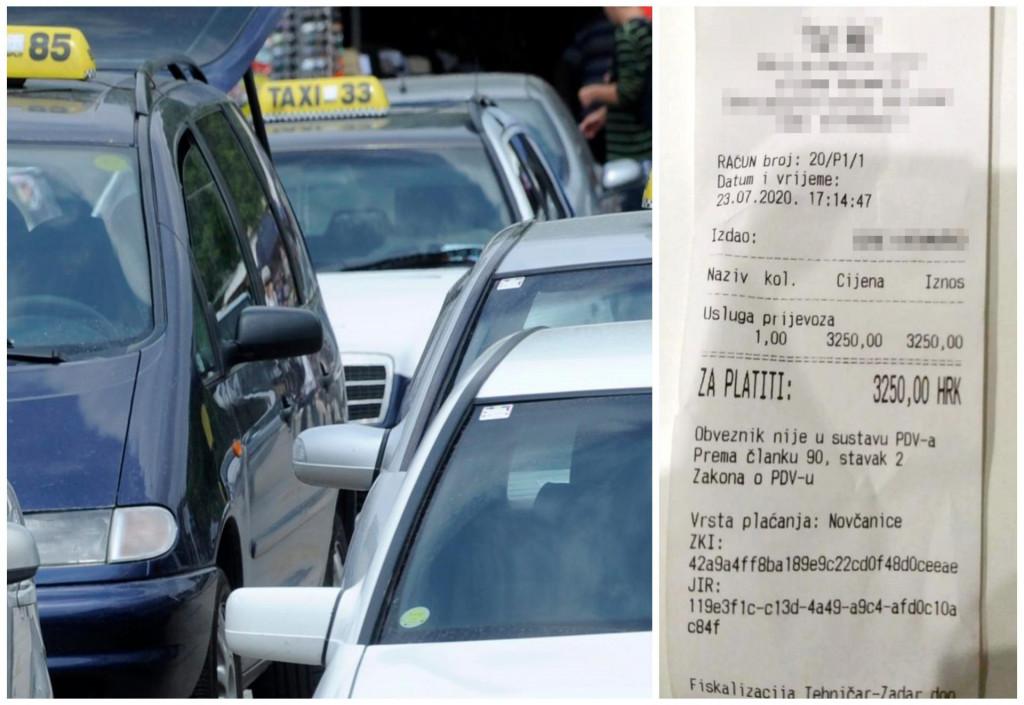 Šveđani će po lošem pamtiti taksiste iz Hrvatske