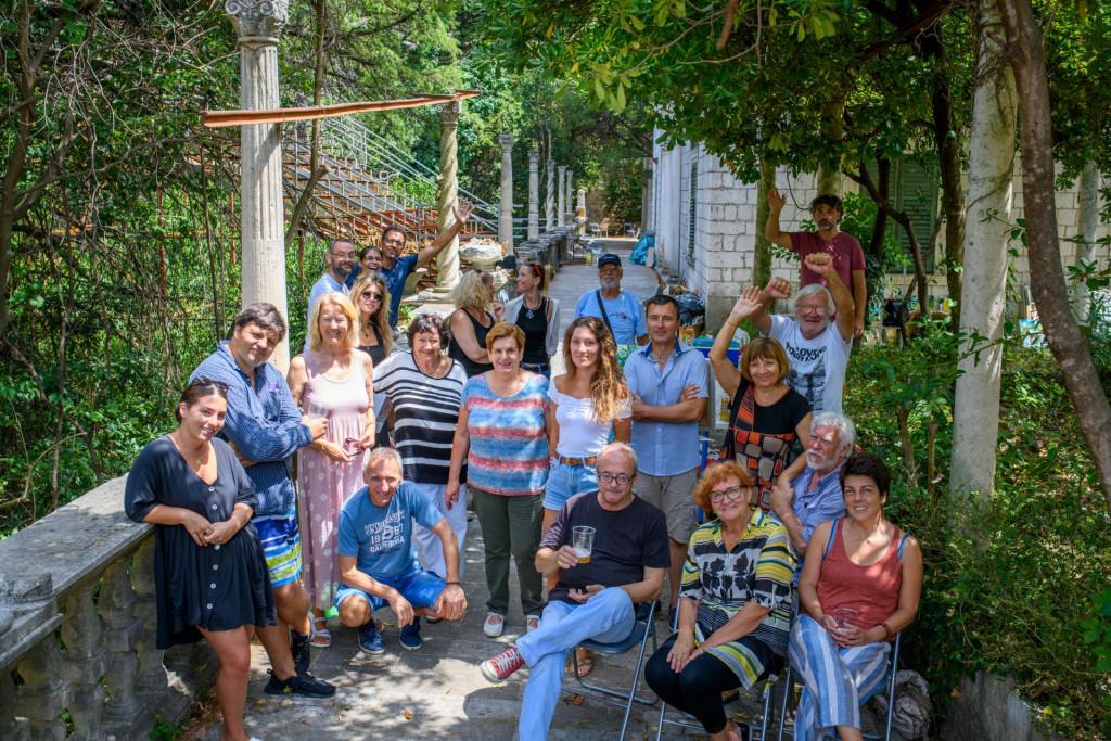 Zajednička fotografija sudionika kolonije