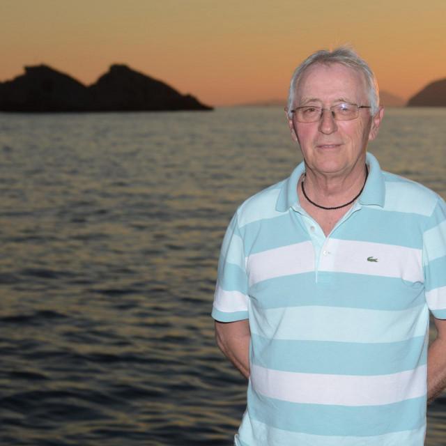<br /> Oliver Dragojevic u hotelu Dubrovnik Palace<br />