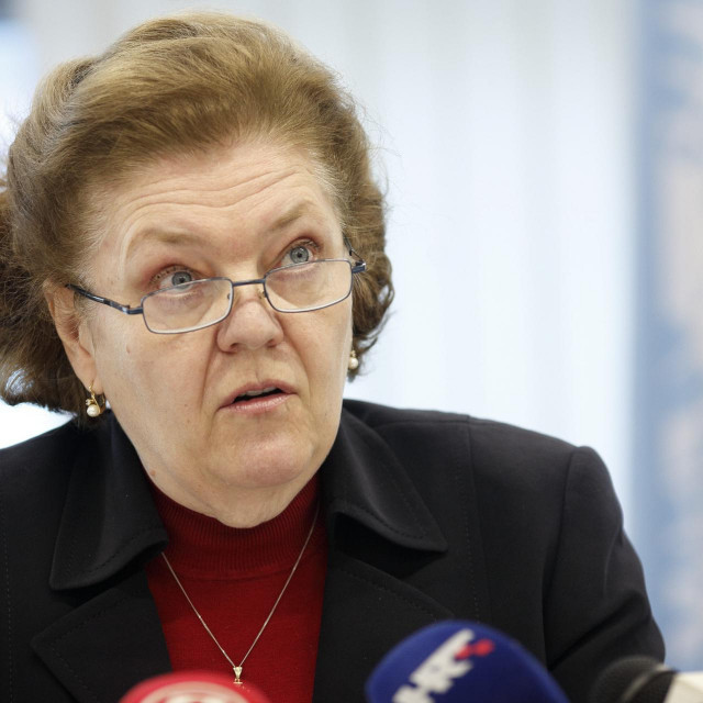 Dr. Antoinette Kaić-Rak: Treba izbjeći preopterećenost zdravstvenih kapaciteta gripom