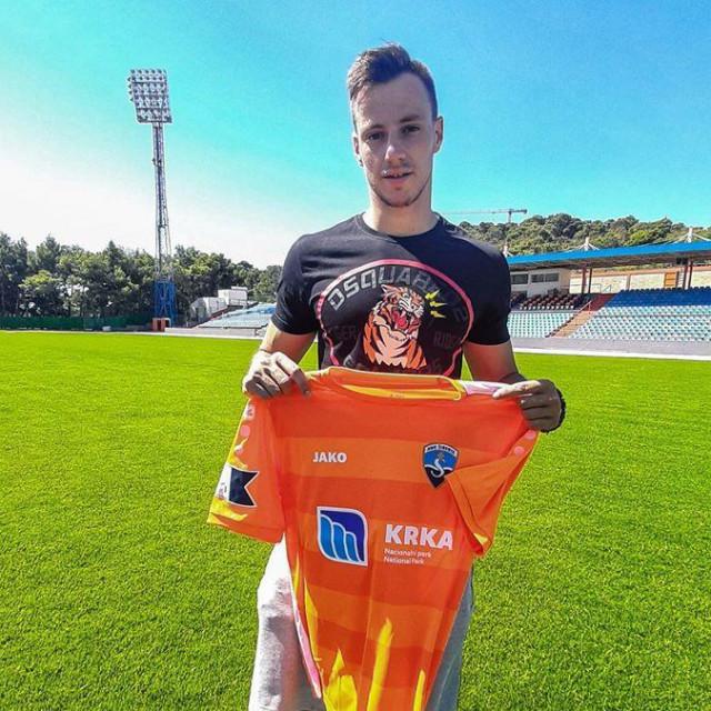 Arian Mršulja, novi igrač HNK Šibenika