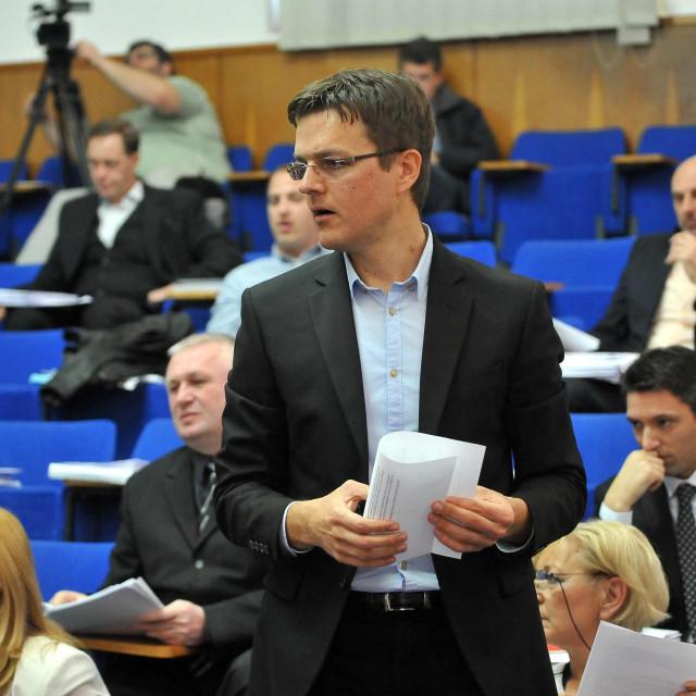 Darko Vrdoljak vratio se u SDP