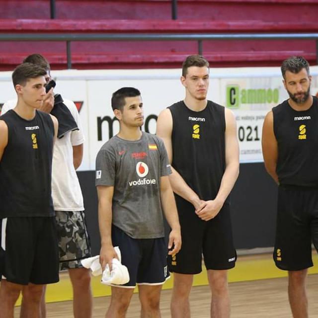 Košarkaši Splita su na svojim Gripama počeli pripreme za novu sezonu