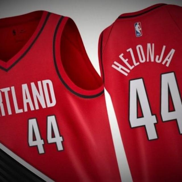 Mario Hezonja Portland Trail Blazers 44 sezona 2019/2020