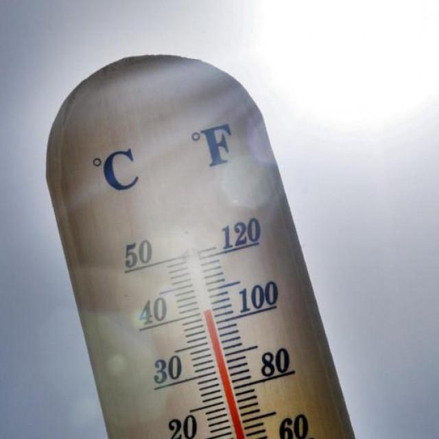 Idućih nekoliko dana očekuju se velike vrućina