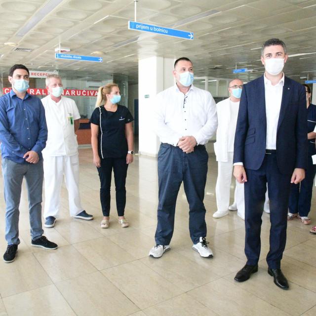 U dubrovačku bolnicu stigli novi respiratori