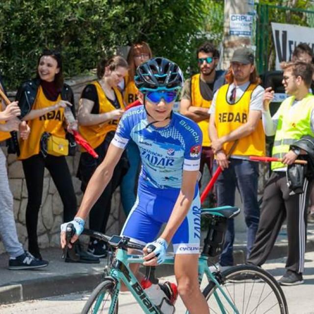 Biciklistički klub Zadar - ILUSTRACIJA