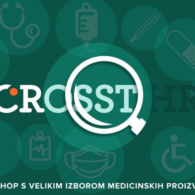 CROSST.hr moderni webshop s velikim izborom medicinskih proizvoda i opreme