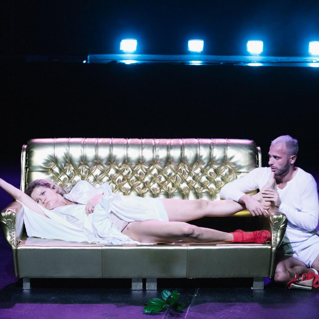 Prizor iz predstave koju je