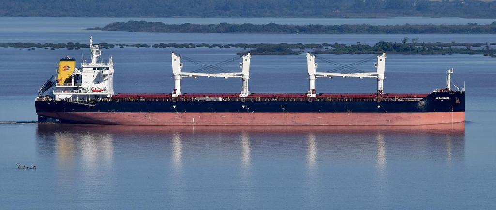 brod Dubrava, Atlantska plovidba