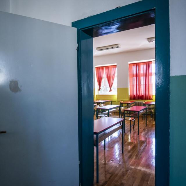 Uglavnom se govori o praznim učionicama, a uskoro ćemo i o praznim zbornicama