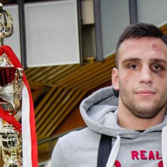 Antonio Plazibat bi se početkom listopada trebao opet naći u ringu u Nizozemskoj
