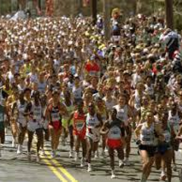 Bostonski maraton jedan je od najvećih na svijetu i bio je meta terorističkog napada