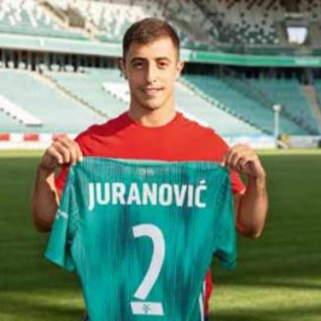 Josip Juranović je odmah krenuo jako sa željama u novom klubu