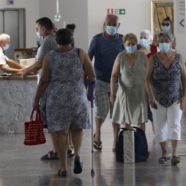 Makarska medicinska ustanova bilježi uspješne poslovne rezultate i traži dodatne kapacitete