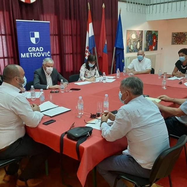 Županija kreće u izradu Intervencijskog plana za Neretvu