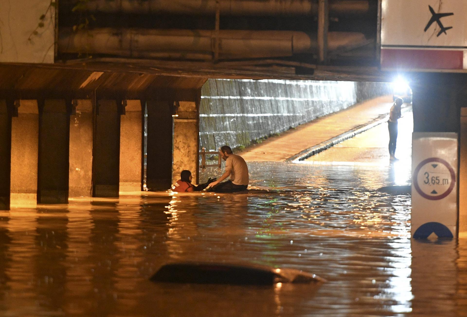 Podnijeli kaznenu prijavu protiv direktora Hrvatskih voda zbog odgovornosti za poplavu u Zagrebu