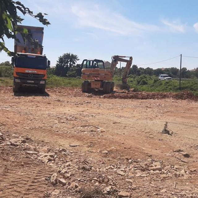 Počela izgradnja sportskog centra u Murvici