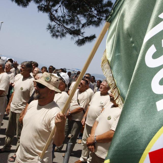 S proslave godišnjice formiranja i ratnog djelovanja taktičke grupe 156. brigade u Makarskoj