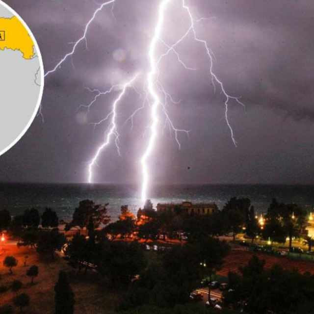 Ilustracija Hanza media, Meteoalarm