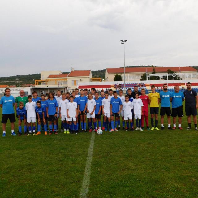 Memorijalni nogometni turnir za Marka Kajtazija u Posedarju