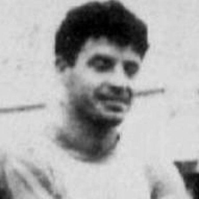 Nikša andrijašević legendarni nogometaš makarskog Zmaja