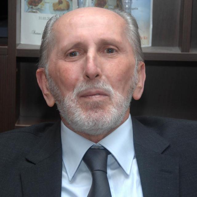 Nojko Marinović - general Hrvatske vojske i dobitnik državnog odličja uz 25. obljetnicu Oluje<br />