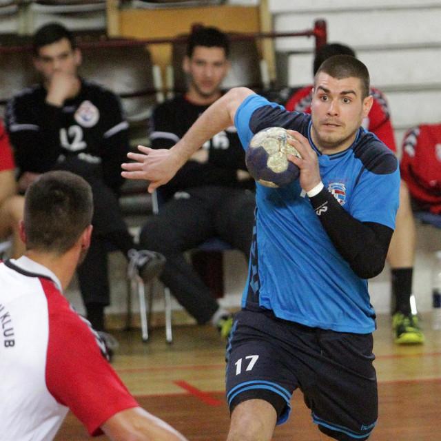 Tomislav Radić (RKHM Dubrovnik) foto: Tonči Vlašić