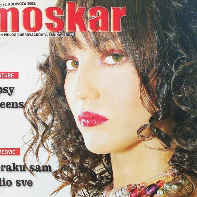 """Prvi """"Moskar"""", 4. kolovoz 2005."""