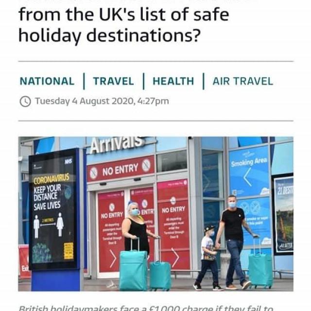 Britanski ITV prenio pismo koje je Franković uputio Borisu Johnsonu