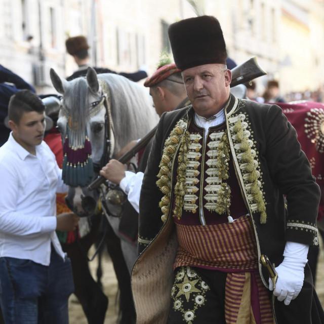 Alkarski vojvoda Boško Ramljak