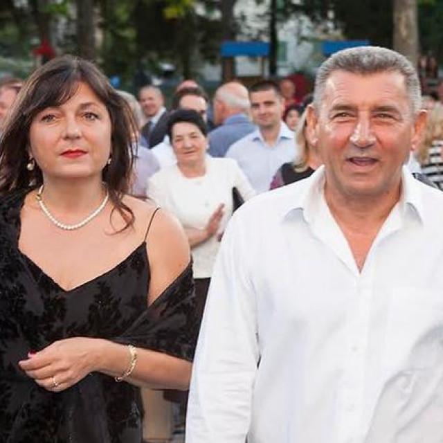 Ante i Dunja Gotovina upoznali su se i vjenčali nakon svega šest mjeseci veze