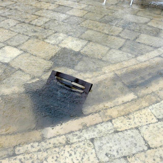 Durbovnik je bio među nacionalnim rekorderima po padalinama